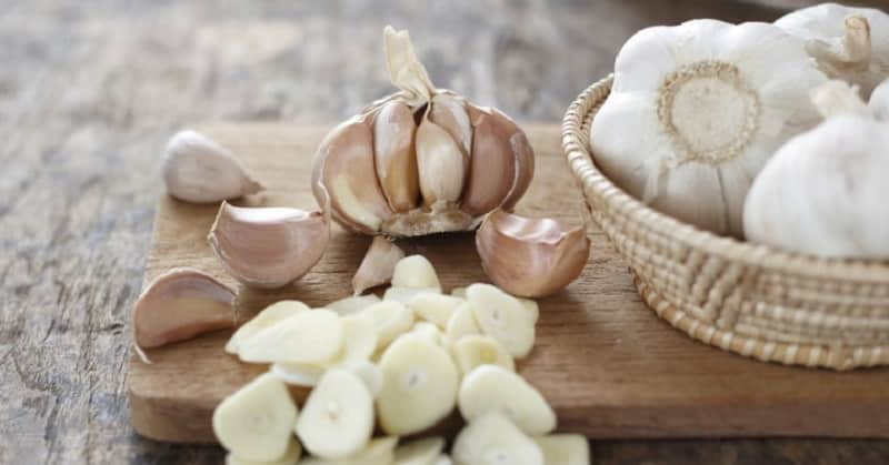 Seven Shocking Health Benefits of Garlic